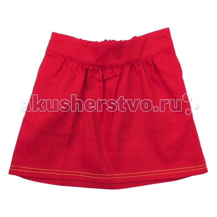 Юбки Playtoday Юбка для девочки Капель 172011 юбка playtoday для девочки