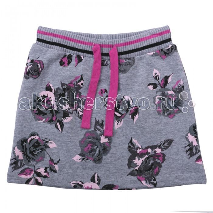 Юбки Playtoday Юбка для девочки Яркие штрихи 172074 юбка для девочки ge520408 разноцветный gaialuna