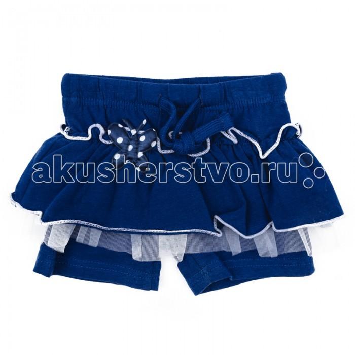 Юбки Playtoday Юбка-шорты для девочки Веселая улитка 178076 юбка playtoday для девочки