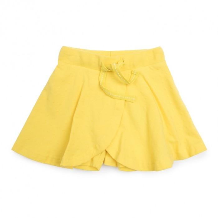 Юбки Playtoday Юбка-шорты для девочки Ромашковое лето юбки stillini юбка