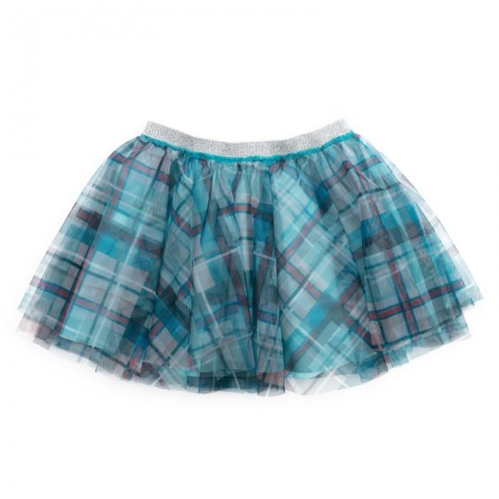 Детская одежда , Юбки Playtoday Юбка трикотажная для девочек Зимний лес 372118 арт: 372913 -  Юбки