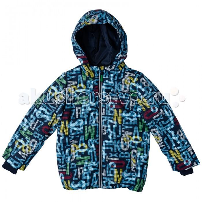 Куртки, пальто, пуховики Playtoday Куртка для мальчика Автоклуб 171001