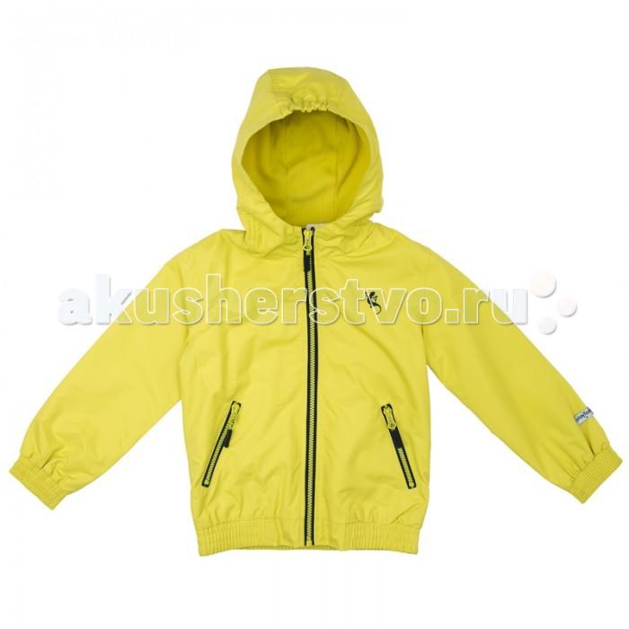 Куртки, пальто, пуховики Playtoday Куртка для мальчика Сафари парк 171101
