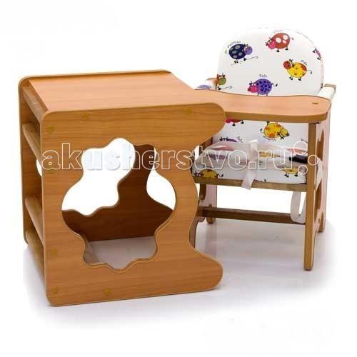 Стульчики для кормления ПМДК Премьер стул пмдк октябренок ромашки violet light 00000045543