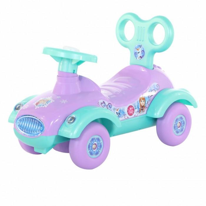 Каталка Полесье автомобиль Disney Холодное сердце