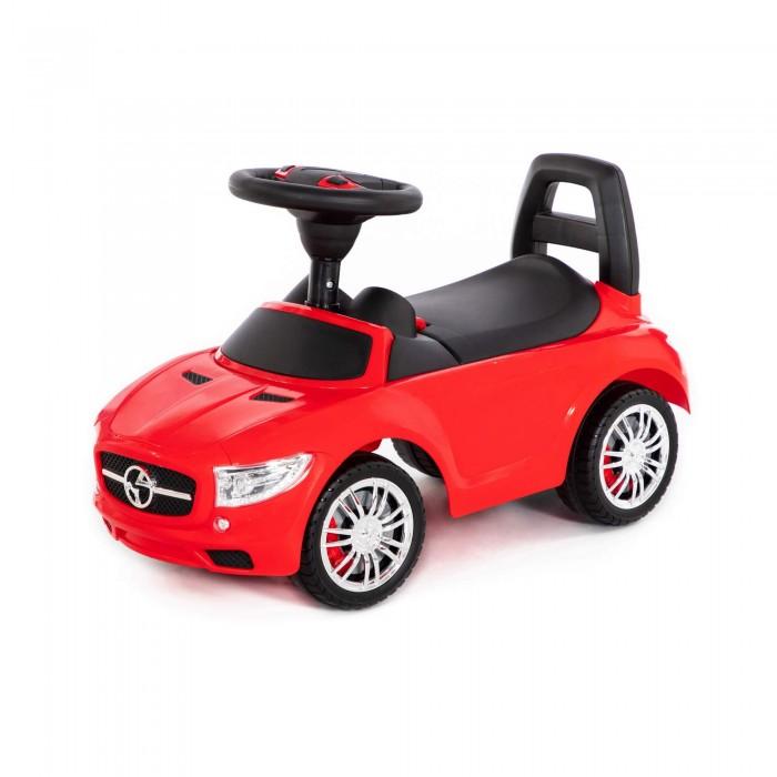 Каталки Полесье автомобиль SuperCar №1 со звуковым сигналом недорого
