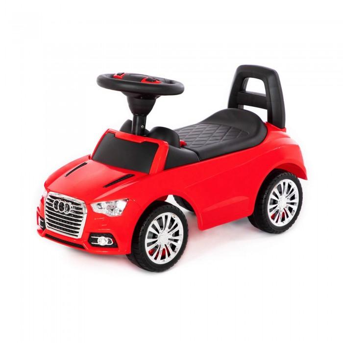 Каталки Полесье автомобиль SuperCar №2 со звуковым сигналом недорого