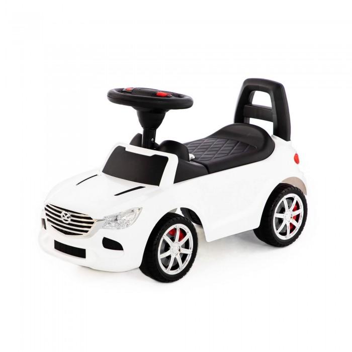 Каталки Полесье автомобиль SuperCar №4 со звуковым сигналом недорого