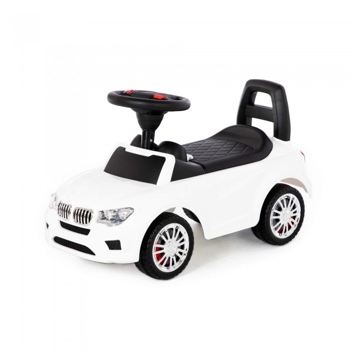Каталки Полесье автомобиль SuperCar №5 со звуковым сигналом недорого