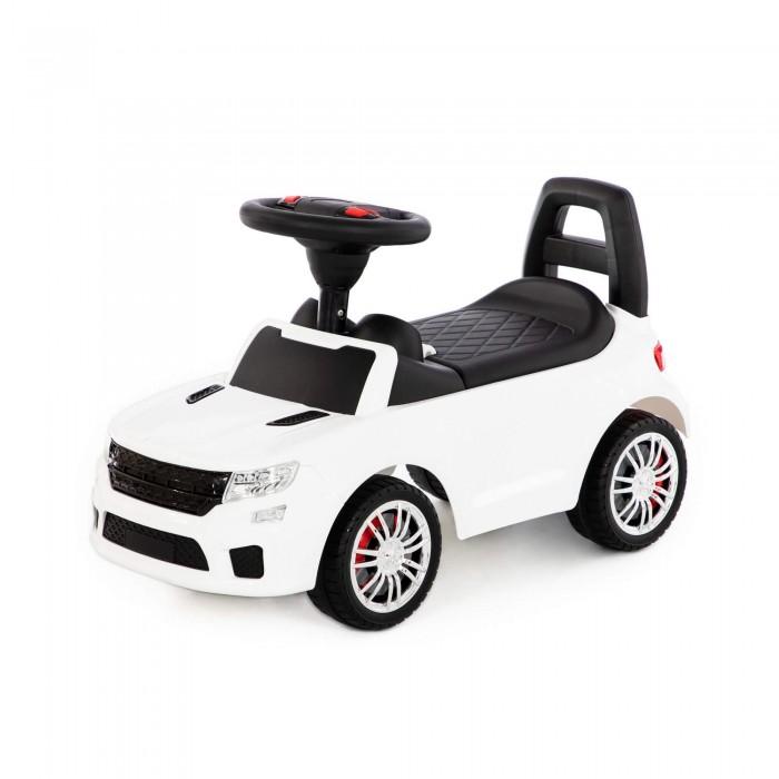 Каталки Полесье автомобиль SuperCar №6 со звуковым сигналом недорого