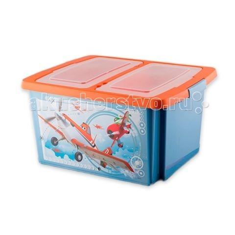 Ящики для игрушек Полимербыт Disney Ящик для игрушек 30 л
