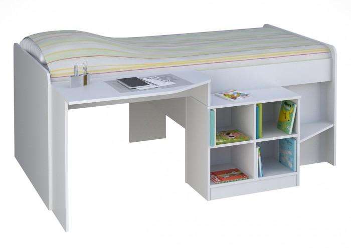 Купить Кровати для подростков, Подростковая кровать Polini Чердак Simple 4000