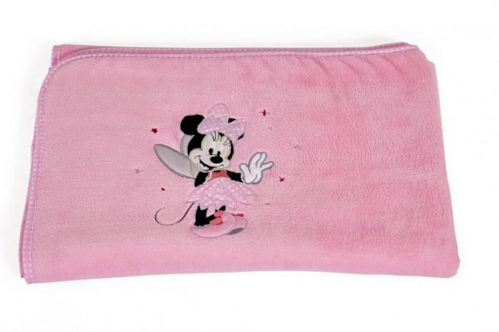 Плед Polini Disney baby Минни Маус 110х140 см