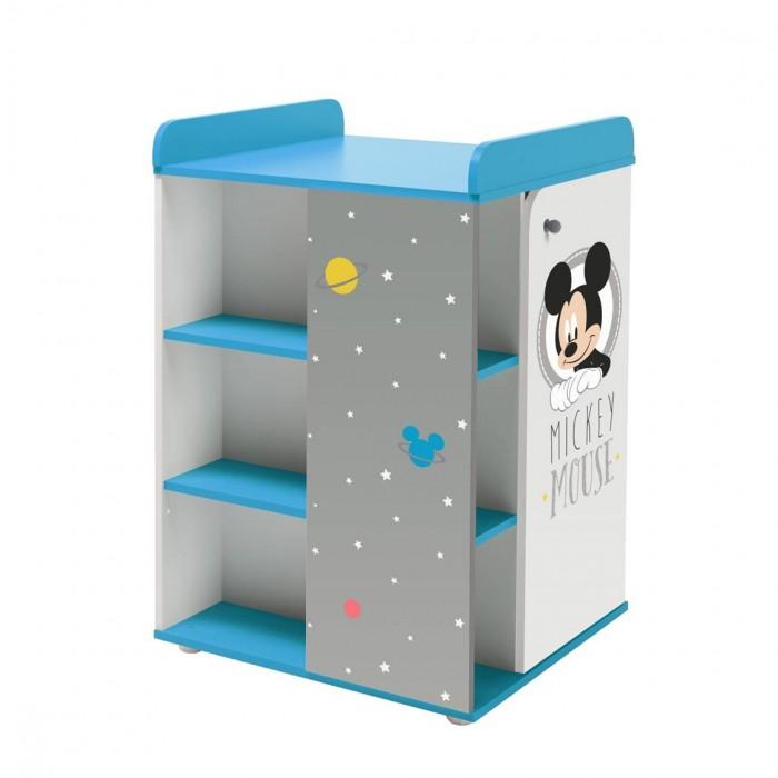 Комоды Polini Disney Baby 2090 Микки Маус фурнитура