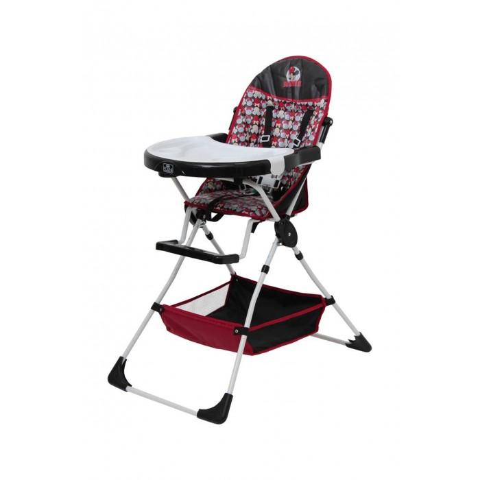 Детская мебель , Стульчики для кормления Polini Disney baby 252 Модница Минни арт: 478036 -  Стульчики для кормления