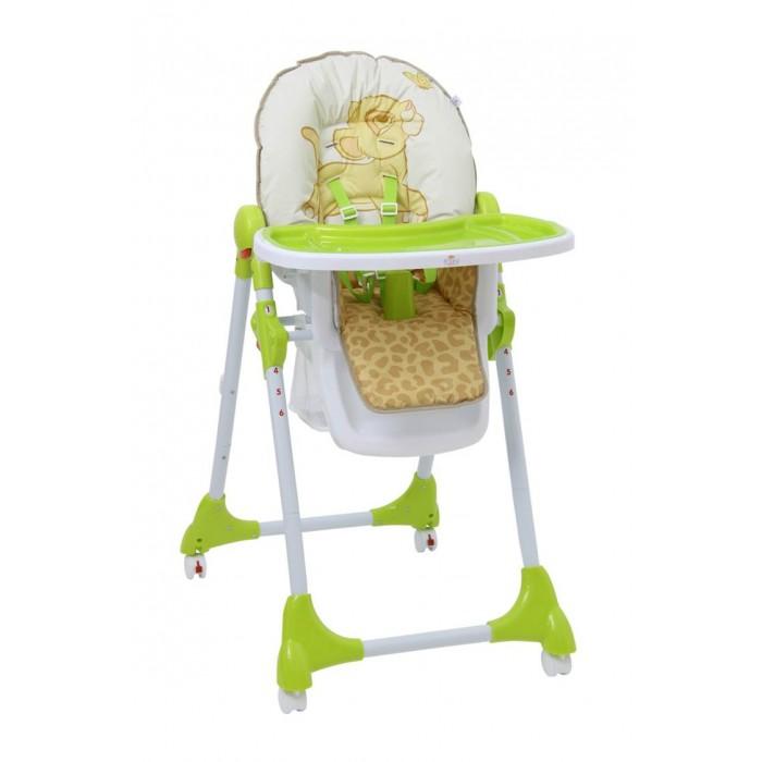 Детская мебель , Стульчики для кормления Polini Disney baby 470 Король лев арт: 494501 -  Стульчики для кормления