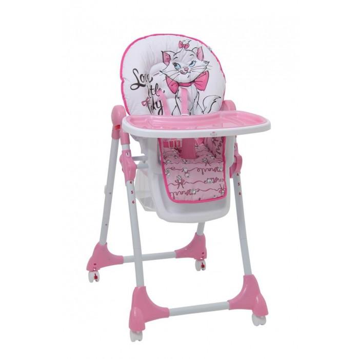 Детская мебель , Стульчики для кормления Polini Disney baby 470 Кошка Мари арт: 494506 -  Стульчики для кормления