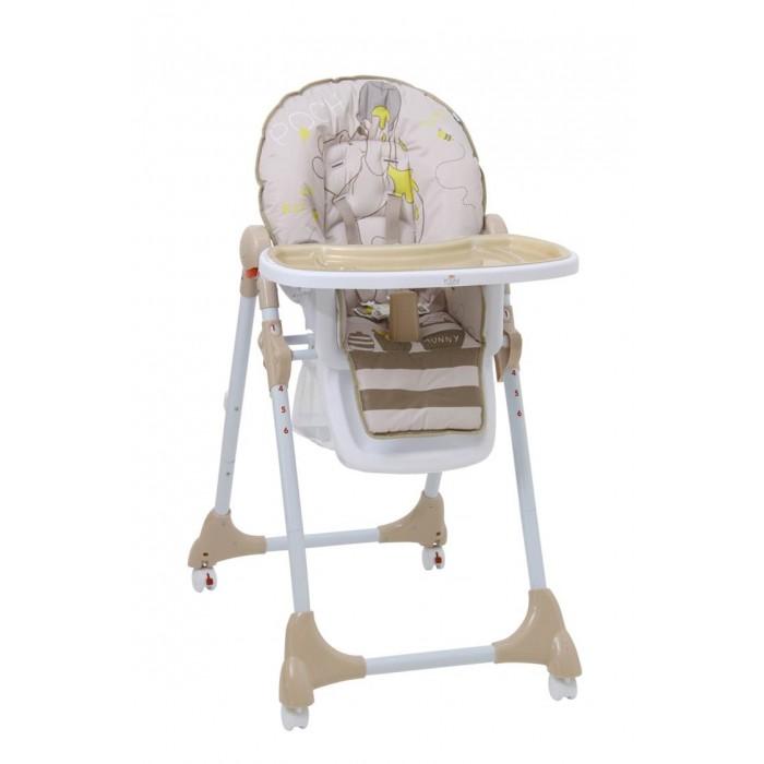 Детская мебель , Стульчики для кормления Polini Disney baby 470 Медвежонок Винни и его друзья арт: 494516 -  Стульчики для кормления