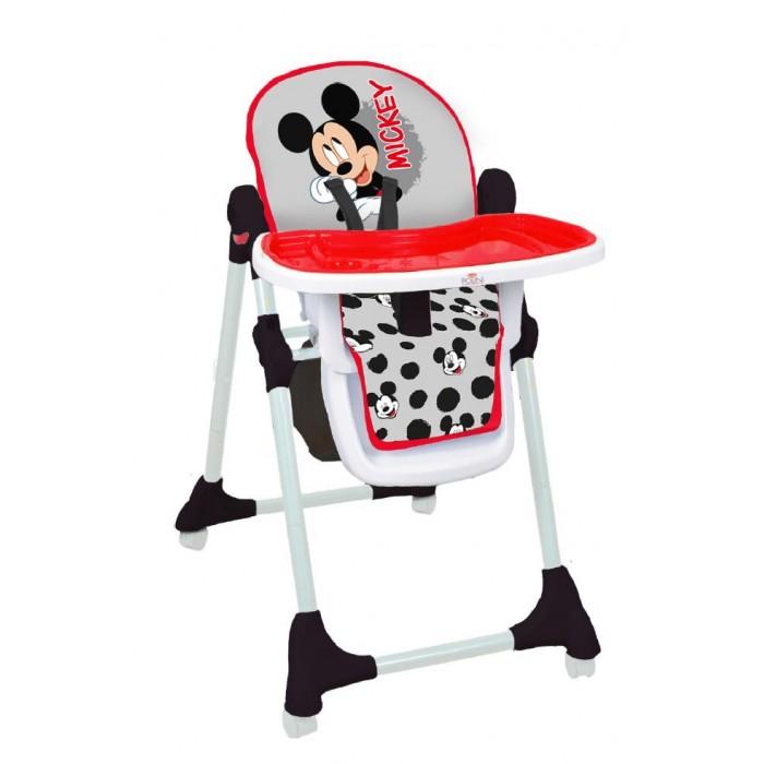 Детская мебель , Стульчики для кормления Polini Disney baby 470 Микки Маус арт: 494526 -  Стульчики для кормления