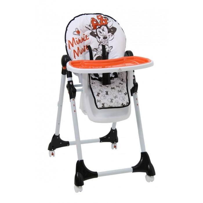Детская мебель , Стульчики для кормления Polini Disney baby 470 Минни Маус арт: 494596 -  Стульчики для кормления