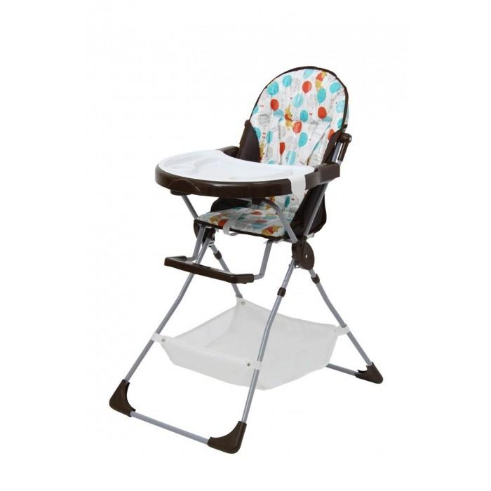 Детская мебель , Стульчики для кормления Polini Disney baby Медвежонок Винни Чудесный день 252 арт: 477106 -  Стульчики для кормления