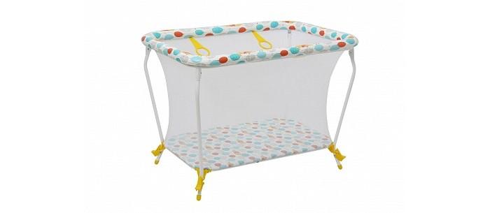 Детская мебель , Манежи Polini Disney baby Медвежонок Винни Чудесный день арт: 414419 -  Манежи