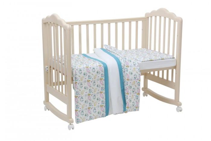 Постельные принадлежности , Комплекты в кроватку Polini Disney Последний богатырь лес (3 предмета) арт: 475096 -  Комплекты в кроватку