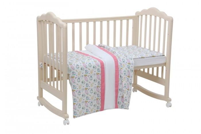 Комплект в кроватку Polini Disney Последний богатырь лес (3 предмета)
