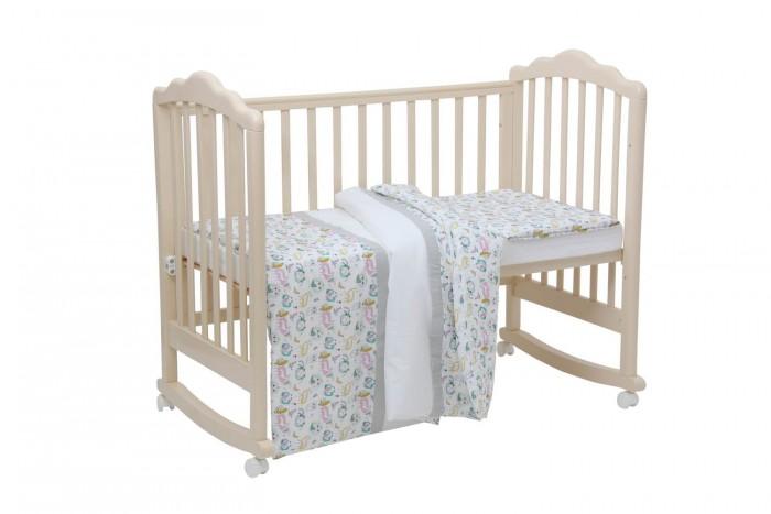 Комплекты в кроватку Polini Disney Последний богатырь лес (3 предмета) rk 123 кукла богатырь 1105557