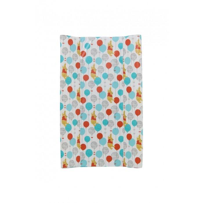 Накладки для пеленания Polini Доска пеленальная Disney baby Медвежонок Винни Чудесный день 78х46 см, Накладки для пеленания - артикул:476941