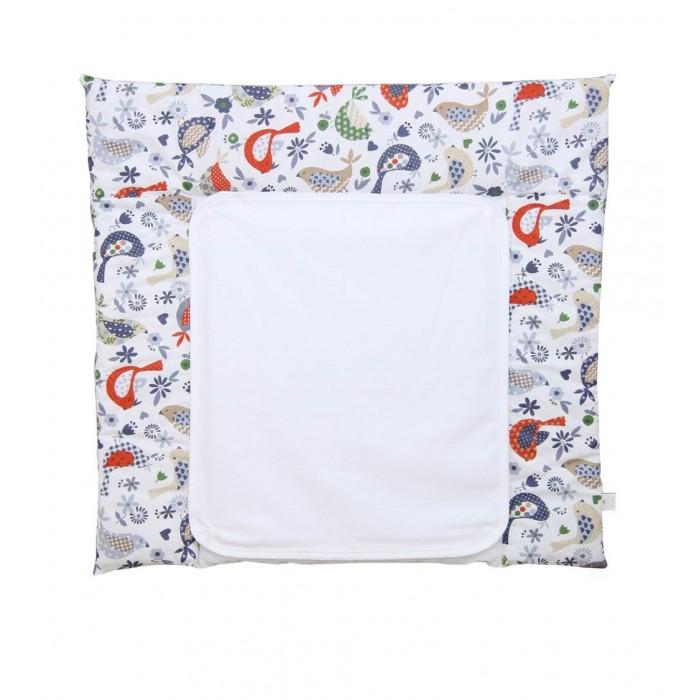 Накладки для пеленания Polini Доска пеленальная двухсторонняя Кантри, Накладки для пеленания - артикул:377359