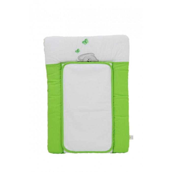 Накладки для пеленания Polini Доска пеленальная на комод Зайки 70х50
