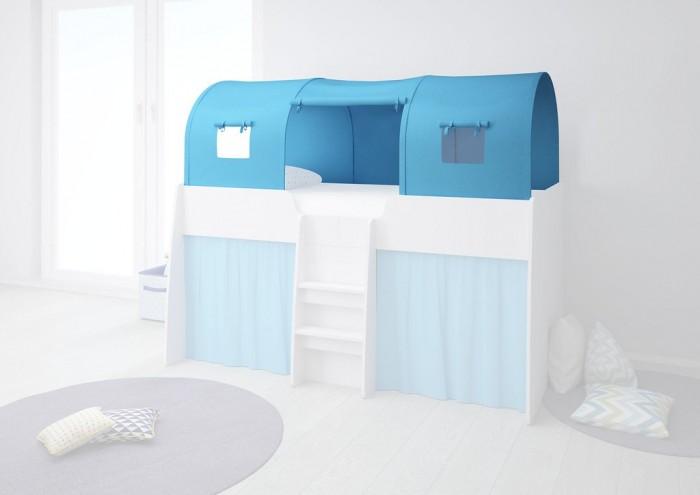 Аксессуары для мебели Polini Игровой тент для кровати-чердака Polini Simple 4100