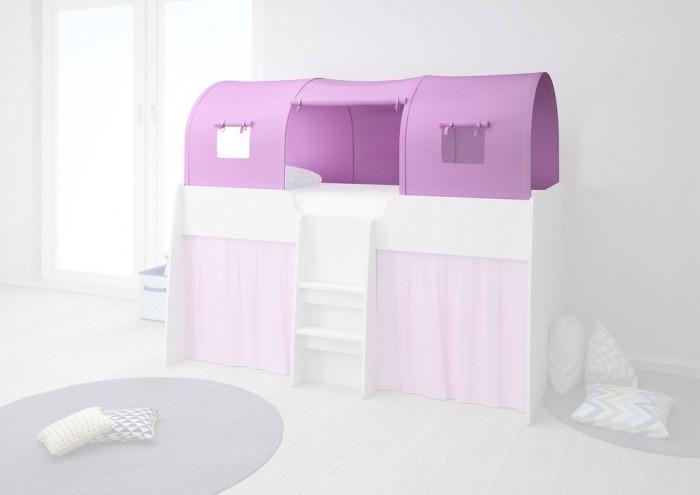 Детская мебель , Аксессуары для мебели Polini Игровой тент для кровати-чердака Polini Simple 4100 арт: 477111 -  Аксессуары для мебели