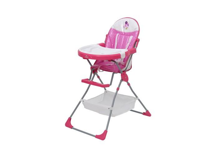 Детская мебель , Стульчики для кормления Polini Joy Весенняя мелодия 252 арт: 477101 -  Стульчики для кормления