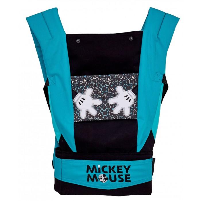 Рюкзак-кенгуру Polini kids Disney baby Микки Маус