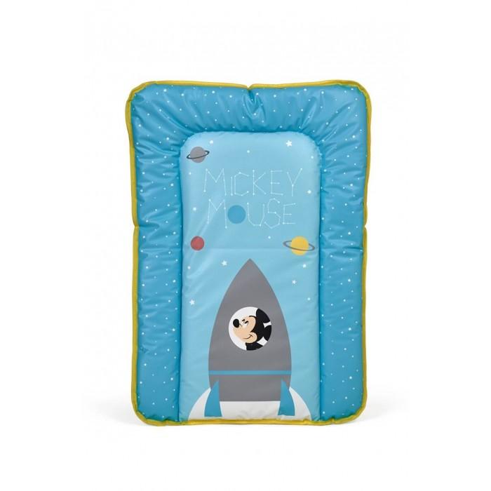 Накладки для пеленания Polini Kids Доска пеленальная мягкая Disney baby Микки Маус накладки для пеленания polini kids доска пеленальная мягкая волшебный единорог