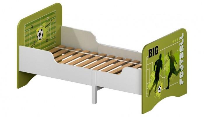 Кровати для подростков Polini kids Fun 3200 Футбол