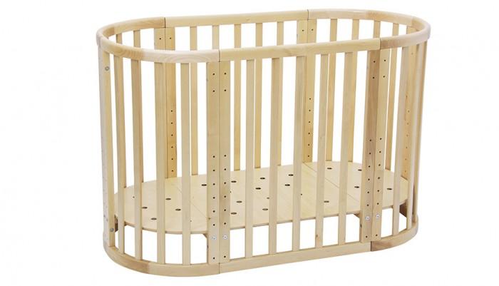 Кроватка-трансформер Polini Kids Simple 911