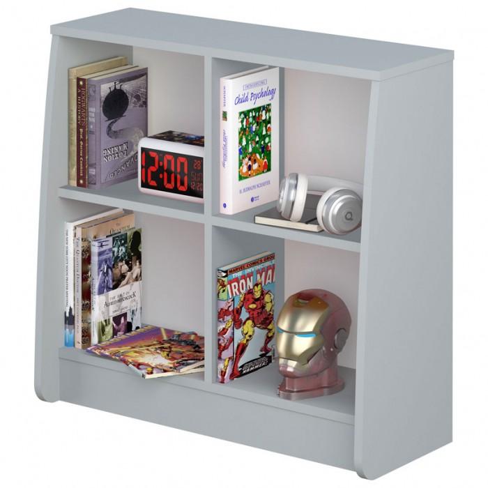 Аксессуары для мебели Polini kids Стеллаж для кровати-чердака Marvel 4105 Железный человек