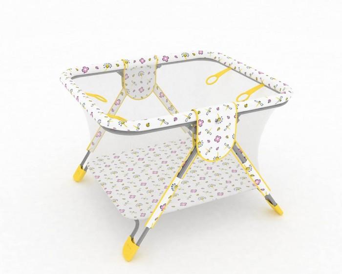 Детская мебель , Манежи Polini Книжка арт: 377034 -  Манежи