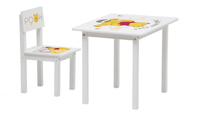 Polini Комплект детской мебели Disney baby 105 S Медвежонок Винни от Polini