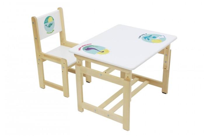 Polini Комплект детской мебели Eco 400 SM от Polini