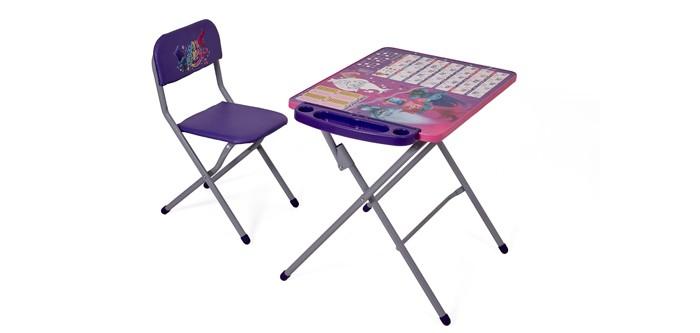 Купить Детские столы и стулья, Polini Комплект детской мебели kids 303 Тролли