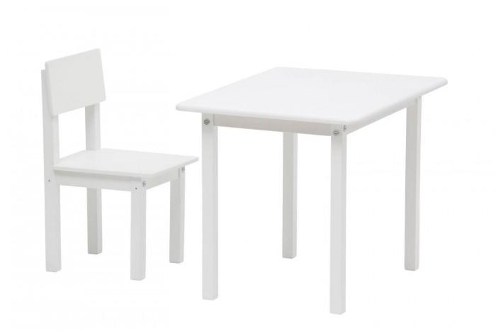 Столы и стулья Polini Комплект детской мебели Simple 105 S комплект детской мебели мебельсон амели м к1