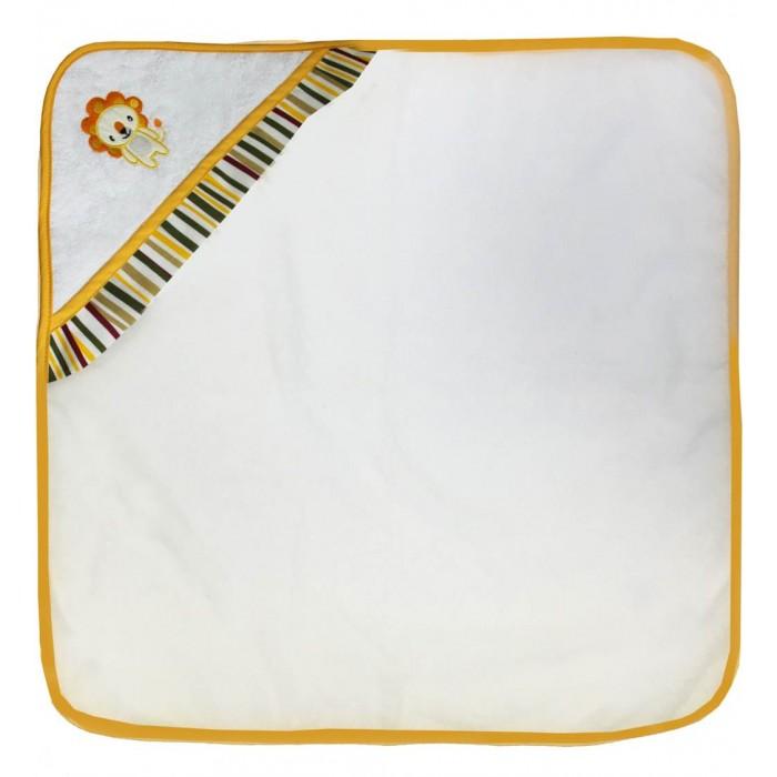 Купание малыша , Полотенца Polini Комплект для купания Джунгли арт: 376439 -  Полотенца