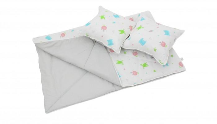 Палатки-домики Polini Одеяло и подушки для вигвама Монстрики матрасы подушки и одеяла