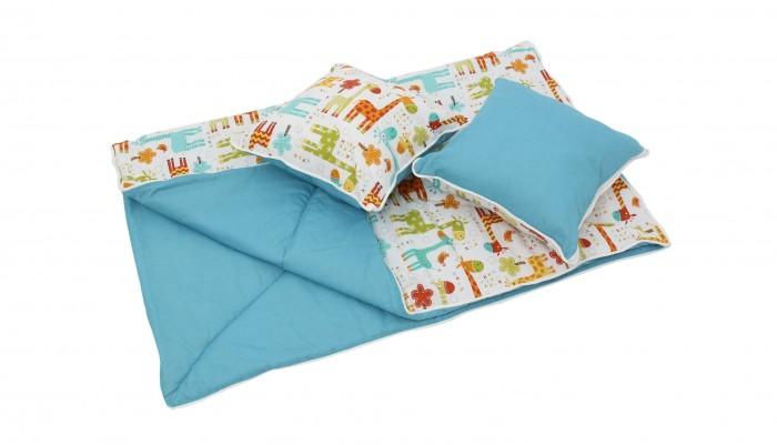 Палатки-домики Polini Одеяло и подушки для вигвама Жираф фиксаторы для одеяла ruges набор держателей для одеяла дримфикс