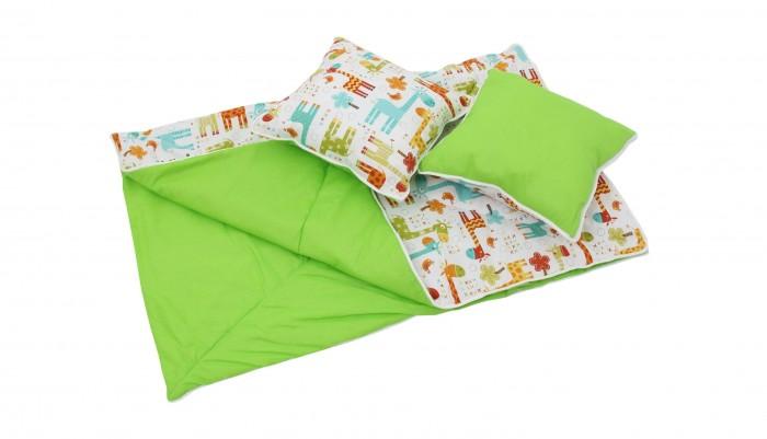 Палатки-домики Polini Одеяло и подушки для вигвама Жираф