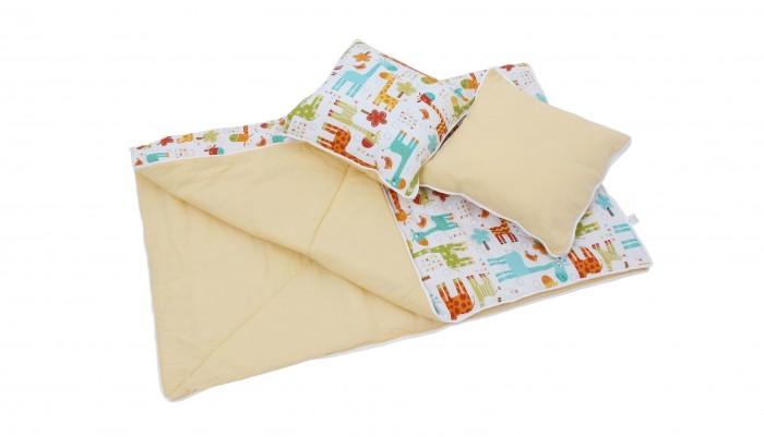 Polini Одеяло и подушки для вигвама Жираф